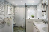 Mosaic Tile Master Bath